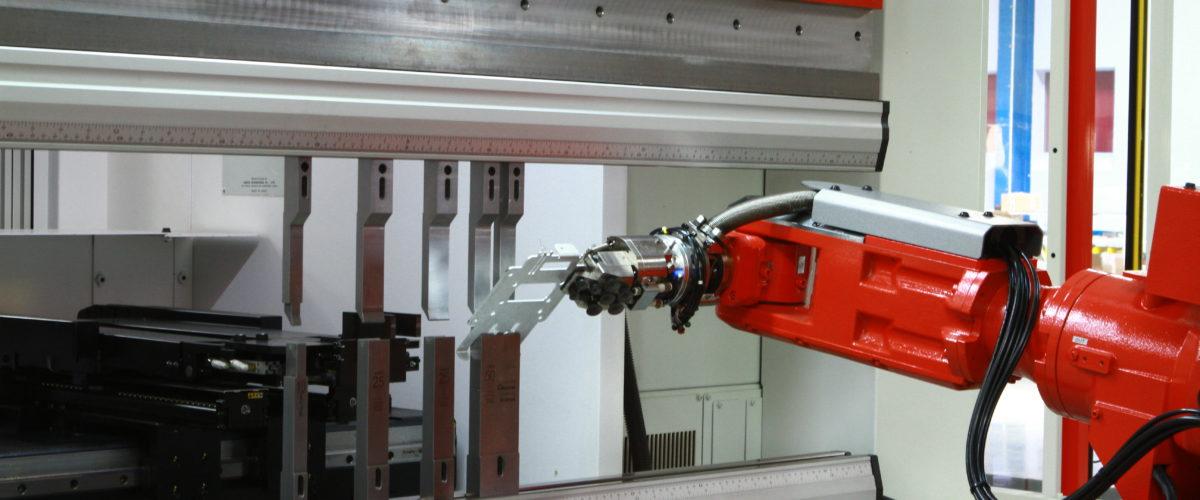 robot de pliage